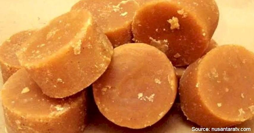 Gula Merah atau Gula Jawa - 7 Jenis Gula dan Manfaatnya
