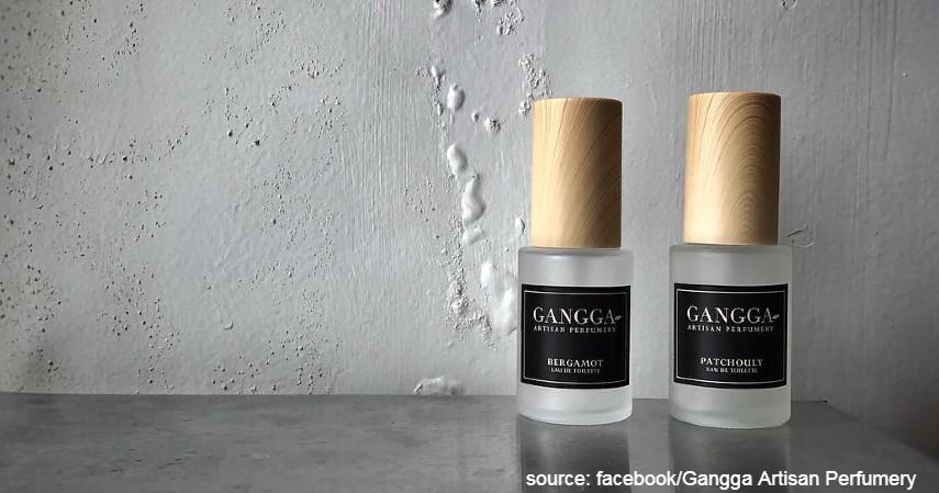 Gangga Artisan Perfumery - 11 Merk Parfum Lokal Terbaik