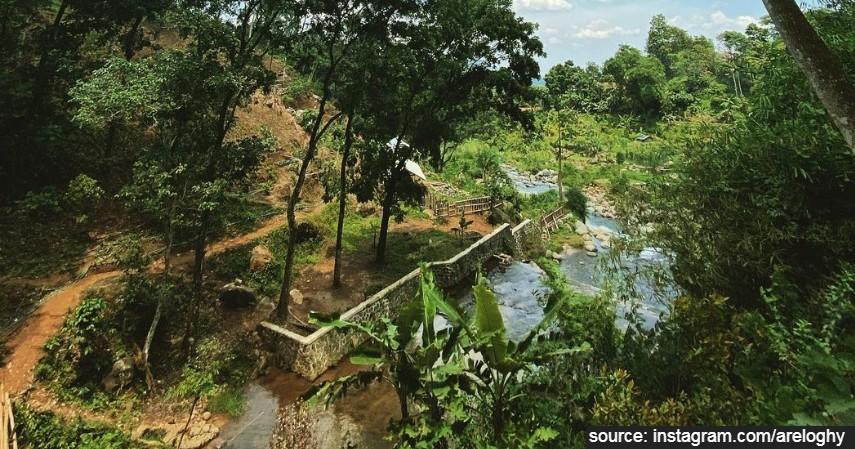 Gunung Pancar - 5 Lokasi Piknik di Bogor yang Damai dan Asri