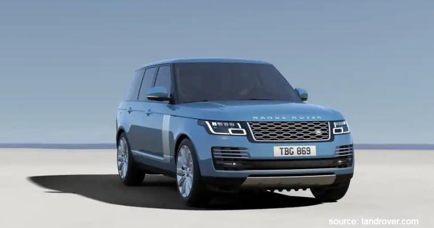 Harga Sewa Mobil Mewah Range Rover