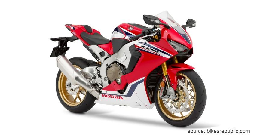 Honda CBR 1000RR - Jenis dan Harga Motor Honda CBR Terupdate 2020