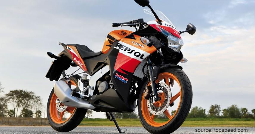 Honda CBR 125R - Jenis dan Harga Motor Honda CBR Terupdate 2020