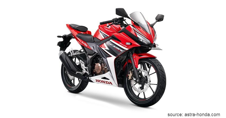 Honda CBR 150R - Jenis dan Harga Motor Honda CBR Terupdate 2020