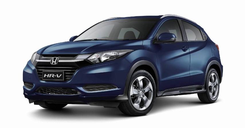 Honda HR-V 1.8 Prestige - 7 Daftar Mobil Sunroof Murah di Bawah Rp500 Juta