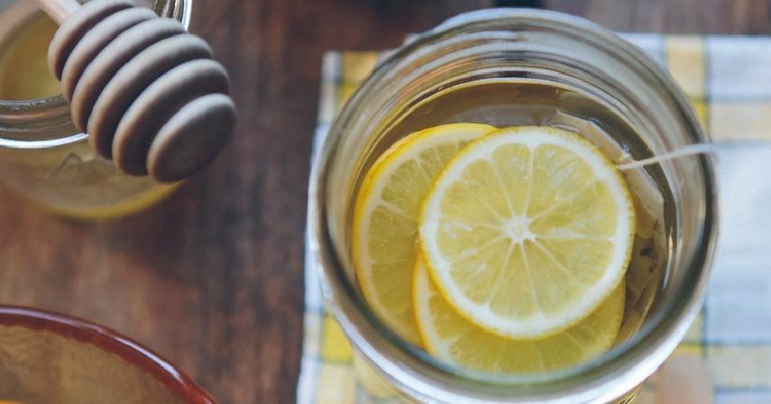 Honey Lemon Shot - 8 Alternatif Morning Drink untuk yang Tidak Bisa Minum Kopi