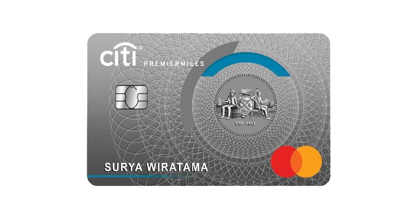 Jenis Kartu Kredit Citibank untuk Liburan - Citi PremierMiles Card