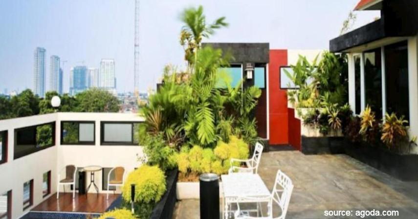 Kyo Serviced Apartment Jakarta - Apartemen Murah di Jakarta untuk Staycation