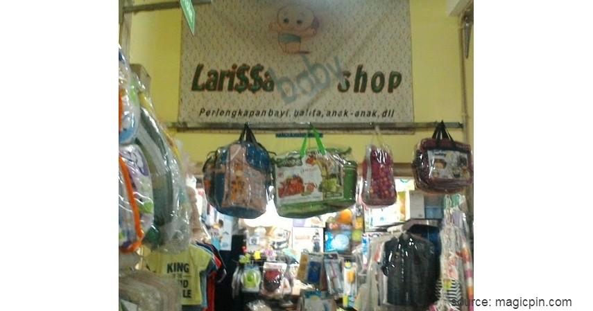Larissa Baby Shop - 7 Rekomendasi Toko Perlengkapan Bayi