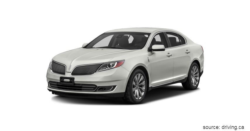 Lincoln MKS - 8 Mobil dengan Biaya Service Paling Mahal