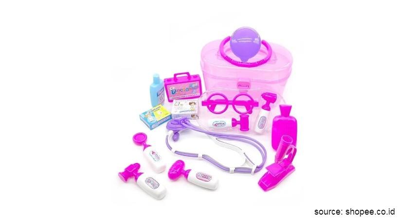 Mainan Edukasi untuk Anak - Mainan Dokter-dokteran 3Doodler