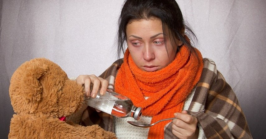 Manfaat Oregano untuk Kesehatan - Meredakan Flu dan Batuk