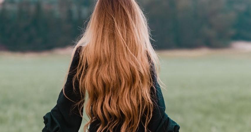 Manfaat Susu Kedelai - Meningkatkan kesuburan rambut
