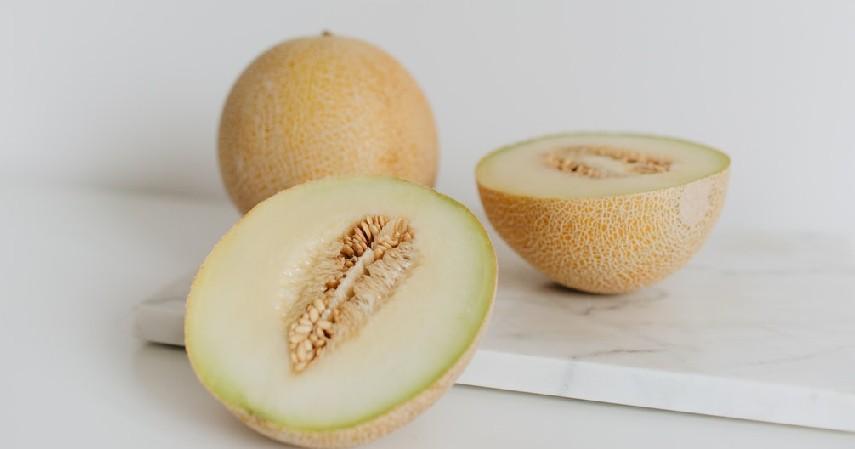 Melon - 10 Jenis Buah yang Tidak Boleh Disimpan di Kulkas