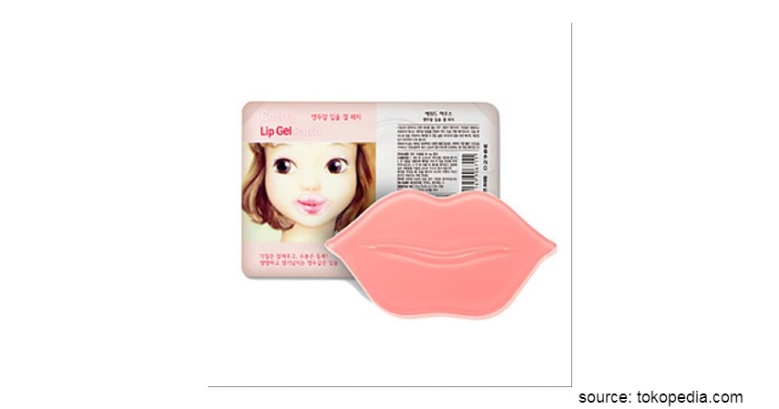 Merek Lip Mask - Etude House Cherry Lip Gel Patch
