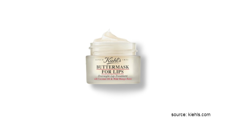 Merek Lip Mask - Kiehls Buttermask for Lips