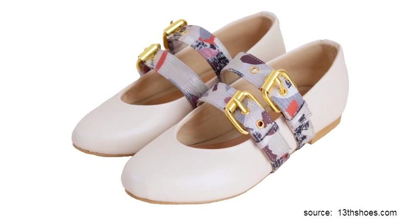Merk Flat Shoes Lokal Terbaik - 13thshoes – LOLA