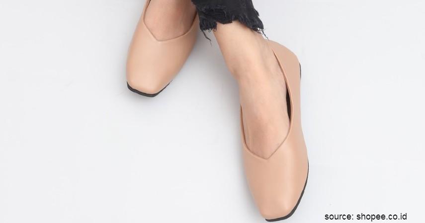 Merk Flat Shoes Lokal Terbaik - Amazara – AMZ Suzy Flats