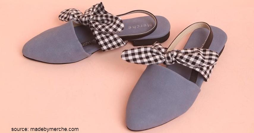 Merk Flat Shoes Lokal Terbaik - Merché – Vanessa