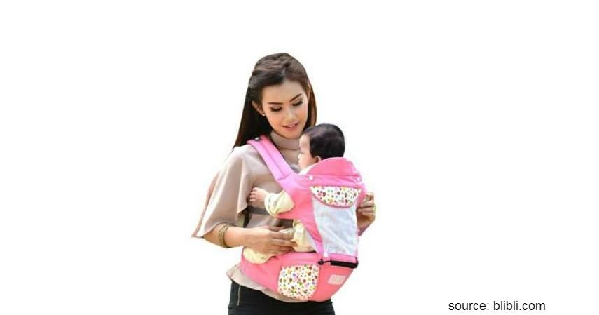 Merk Gendongan Bayi Terbaik - Omiland Hipseat 6 in 1