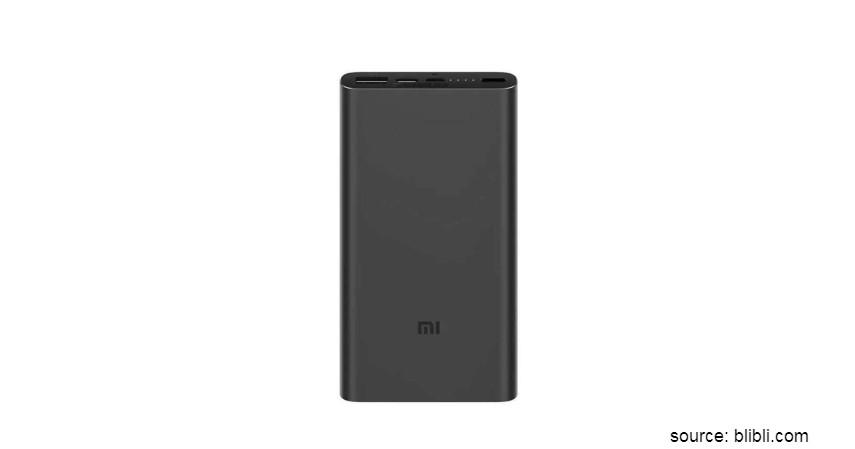 Merk Power Bank Terbaik - Xiaomi