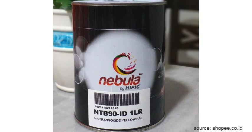 Nebula - 11 Merk Cat Mobil Terbaik dengan Harga Terjangkau