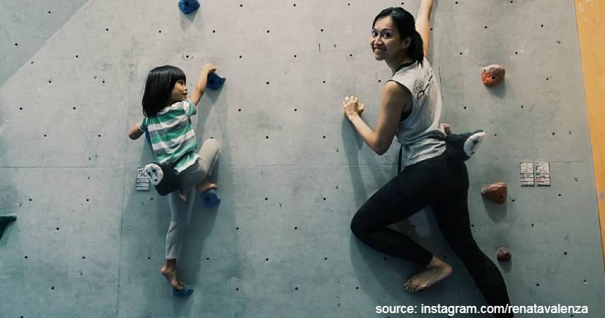 Peak to Peak Indoor Climbing - 13 Tempat Wisata Anak di Jabodetabek