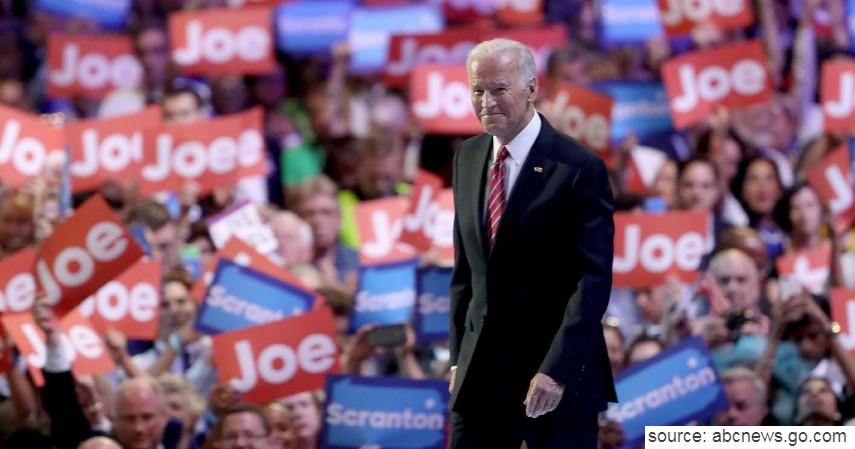 Perjalanan Karir Joe Biden