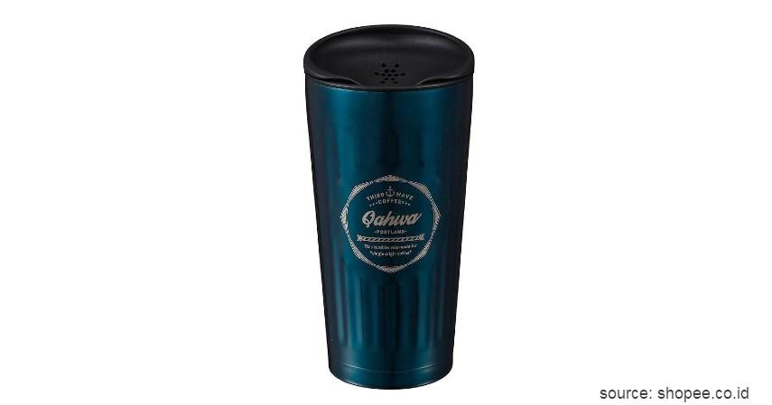 Qahwa Coffee Tumbler - 8 Rekomendasi Stainless Tumbler Terbaik dengan Harga Terjangkau