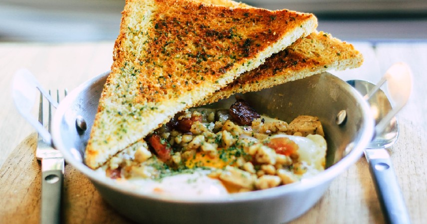 Roti dan Pasta - 9 Makanan yang Harus Dihindari Penderita Diabetes