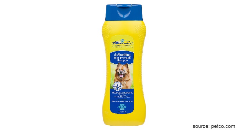 Spectrum Brands FURminator White Coat Ultra Premium Shampoo - 8 Rekomendasi Shampo Terbaik untuk Anjing