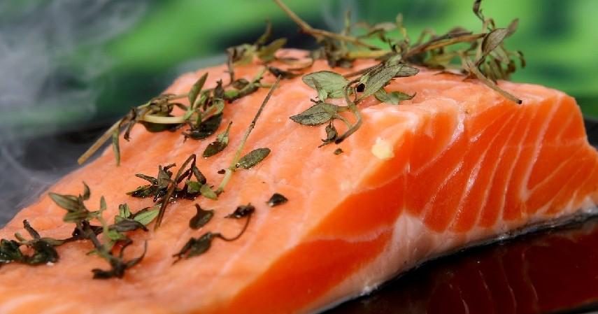Sarden dan Salmond - 9 Makanan Tinggi Kalsium
