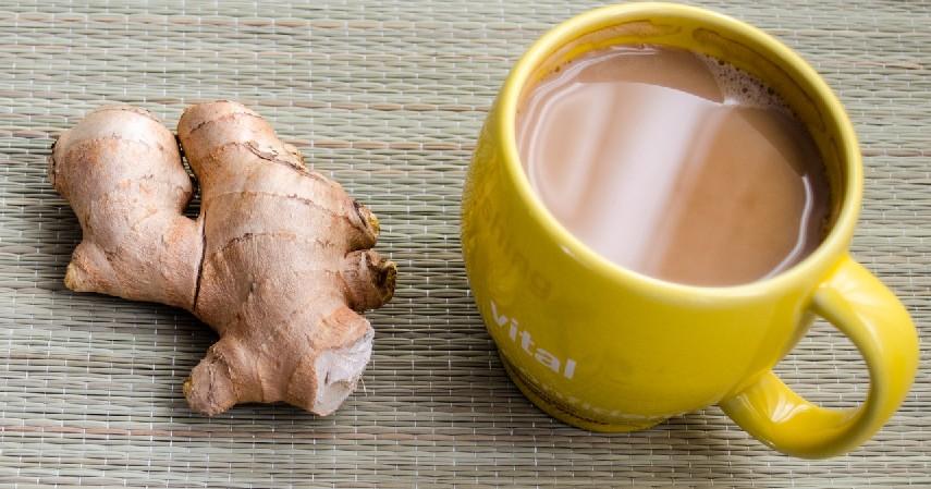 Sari Jahe - 8 Alternatif Morning Drink untuk yang Tidak Bisa Minum Kopi