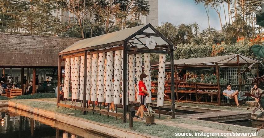 Scientia Square Park - 13 Tempat Wisata Anak di Jabodetabek