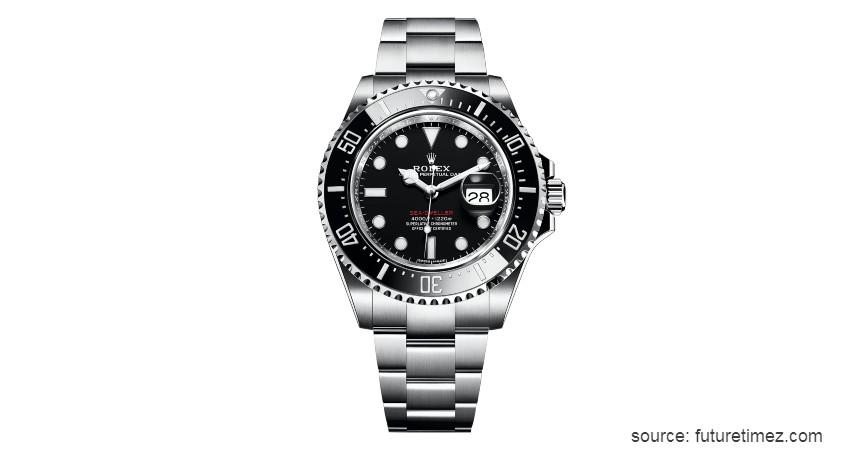 Sea-Dweller - 6 Jenis Jam Tangan Rolex dengan Keunggulannya yang Berbeda-beda
