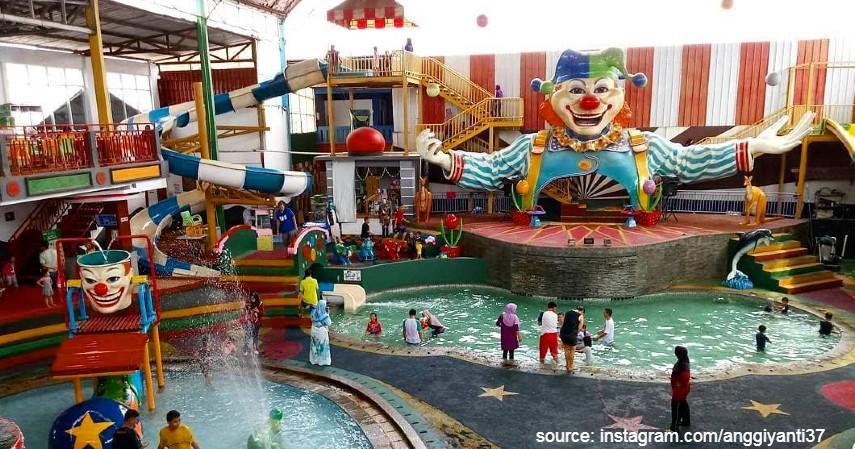Sirkus Waterplay - 13 Tempat Wisata Anak di Jabodetabek