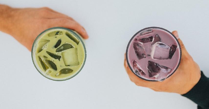 Smooties - 8 Alternatif Morning Drink untuk yang Tidak Bisa Minum Kopi