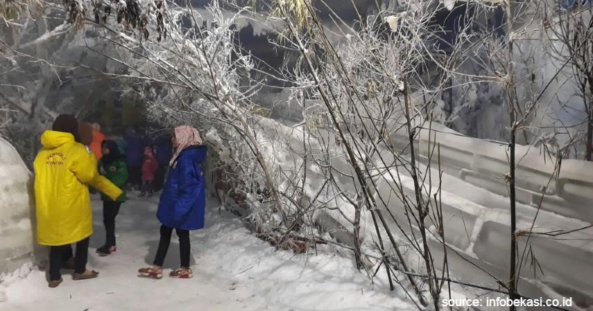 Snow World International Revo Town - 13 Tempat Wisata Anak di Jabodetabek