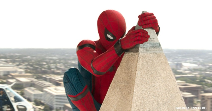 Spiderman Homecoming 2017 - 7 Film Superhero yang Baik Ditonton Anak