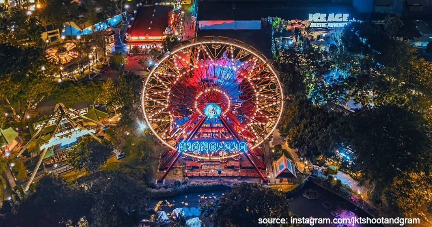 Taman Impian Jaya Ancol - 13 Tempat Wisata Anak di Jabodetabek