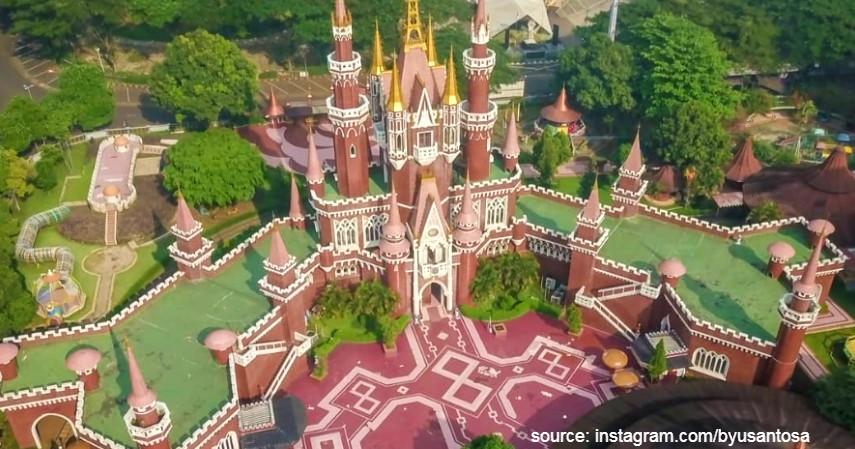 Taman Mini Indonesia Indah - 13 Tempat Wisata Anak di Jabodetabek