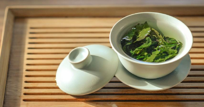 Teh hijau - 8 Alternatif Morning Drink untuk yang Tidak Bisa Minum Kopi
