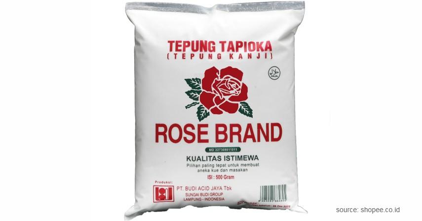 Tepung Tapioka - 3 Jenis Tepung Terigu Beserta Kegunaannya