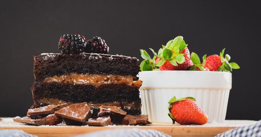 Tips Makan All You Can Eat agar Tidak Rugi - Akhiri dengan makan dessert