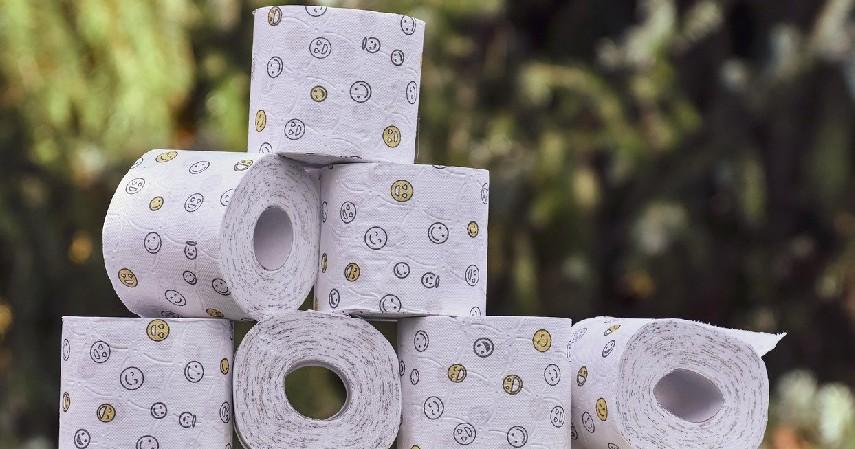 Tisu Ramah Lingkungan - 7 Peralatan Mandi Ramah Lingkungan Bebas Plastik