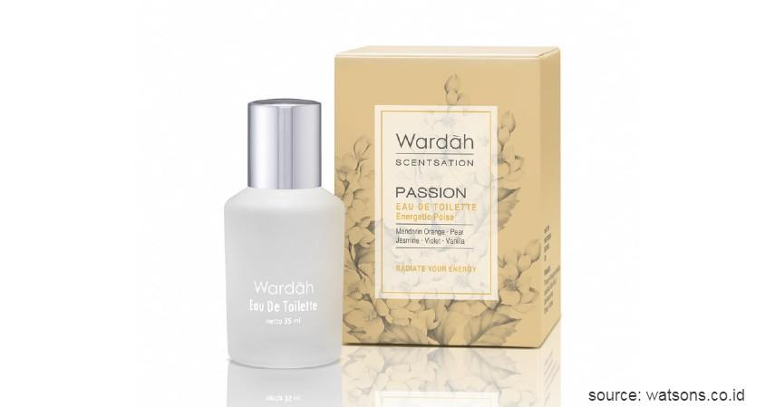 Wardah Eau de Toilette - 11 Merk Parfum Lokal Terbaik