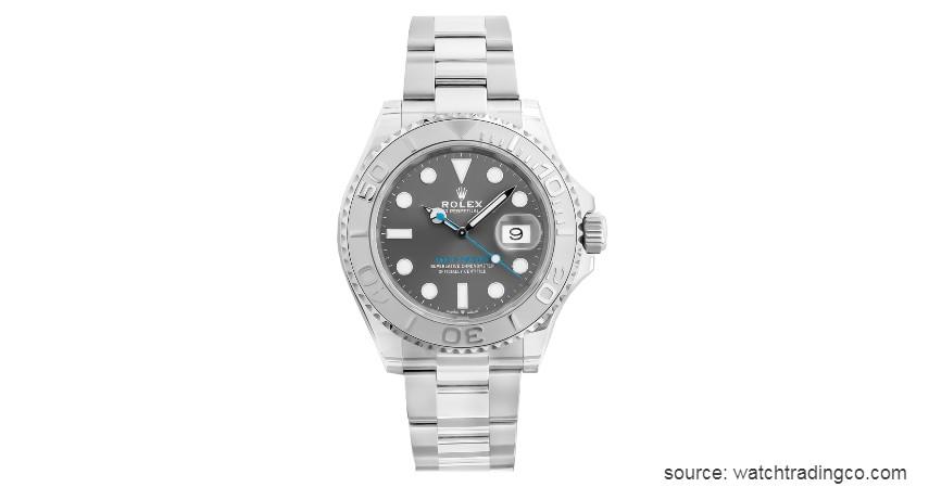 Yacht-Master - 6 Jenis Jam Tangan Rolex dengan Keunggulannya yang Berbeda-beda