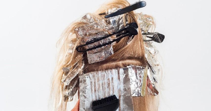 pembungkus rambut khusus - 10 Cara Meluruskan Rambut Secara Alami
