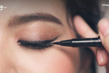 10 Merk Eyeliner Waterproof Terbaik dengan Harga Terjangkau