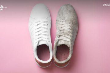 8 Cara Membersihkan Sepatu Berdasarkan Jenisnya, Shoeslover Wajib Tahu!
