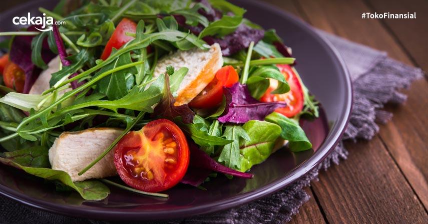 Makanan yang Baik Dikonsumsi untuk Penderita Aids, Buah dan Sayur Jangan Dilewatkan!